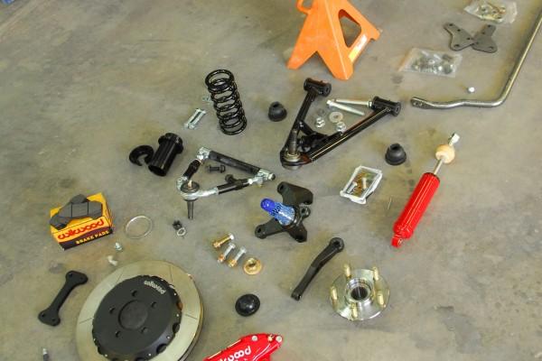 Summit Racing/Factory Five Roadster