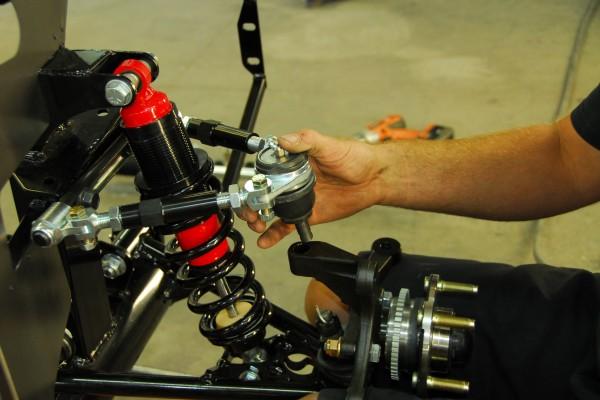 Summit Racing/Factory Five Mk4 Roadster