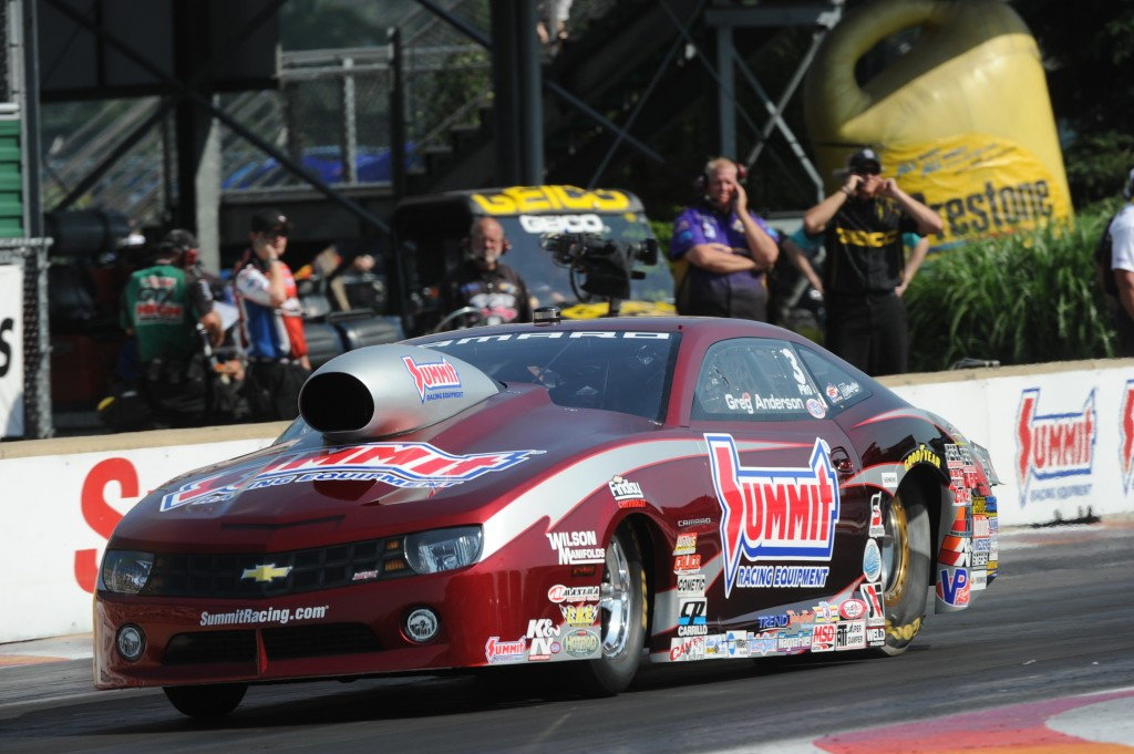 Greg Anderson Wants to Make a Statement In Auto Club NHRA ...