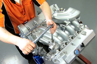 Two-Valve Twist: Trick Flow Heads Add 100 Extra Horses to a 4 6L 2V