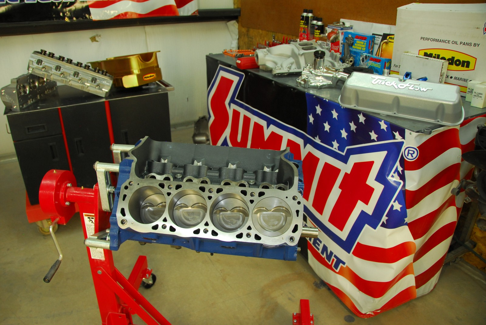 Factory Five/Summit Racing Mk4 Build (Part 3): Engine and Drivetrain
