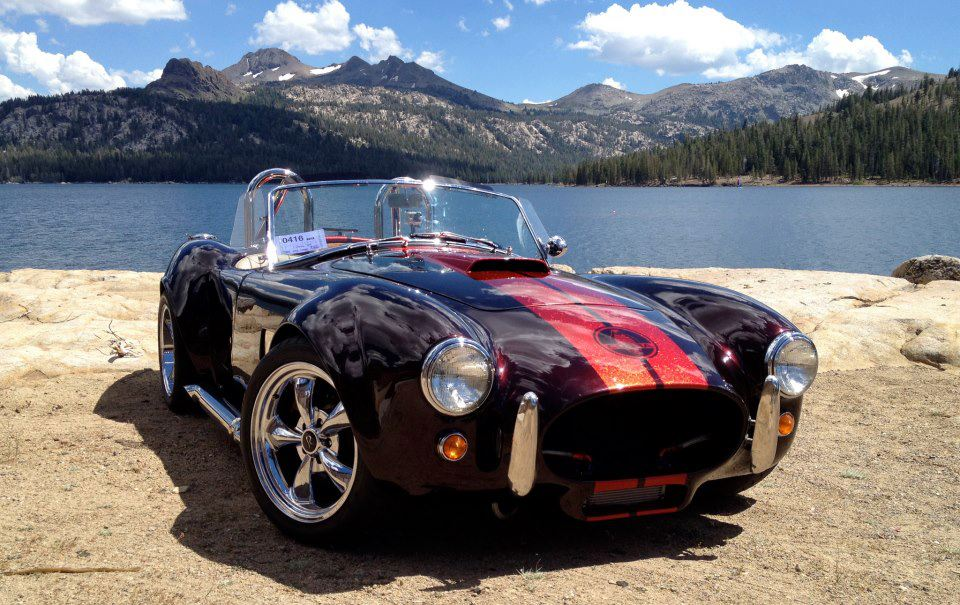 1965 Factory 5 Cobra replica