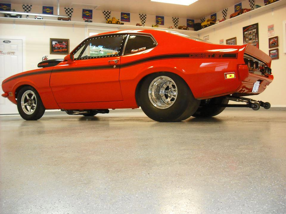 1973 Mercury Comet GT