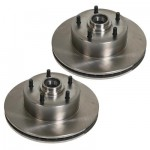 Right Stuff brake rotors