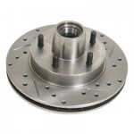 summit racing drilled and slotted rotor