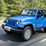 Chrysler Announces Its Most Accessorized Vehicles and Top-Selling Accessories of 2012