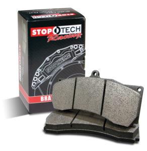 StopTech brake pads for racing