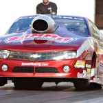 Line, Anderson Eager to Kick Off NHRA Season in Pomona