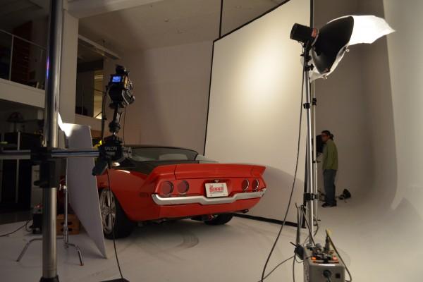 Catalog Photo Shoot - RIch Taylor Camaro 027