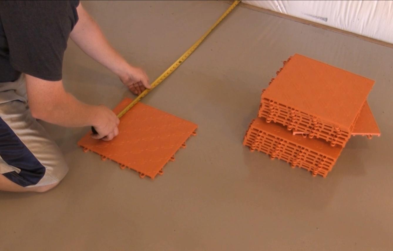 Flooring Hop Up Installing Race Deck Floor Tile Onallcylinders