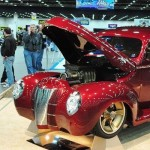 Ron and Deb Cizek's 1940 Ford Coupe