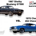 Fill Out Your Brackets! The Muscle Car Match-Ups Tourney Is Here!