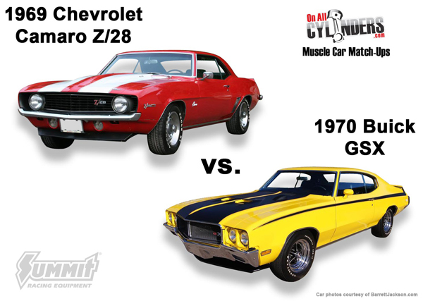 Fill Out Your Brackets The Muscle Car Match Ups Tourney Is Here
