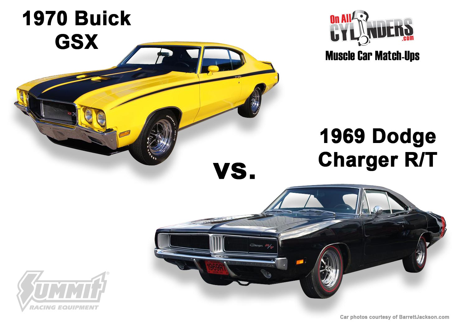 vote! muscle car match-ups: round 2 - onallcylinders
