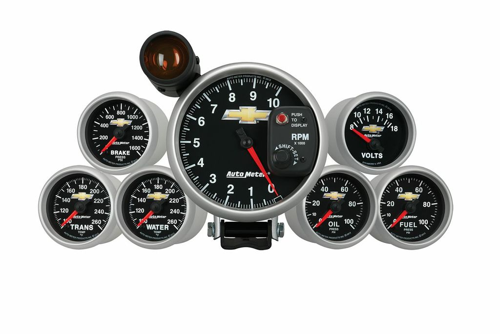 Parts Bin  New Copo Camaro Gauges  Spray Guns  U0026 More