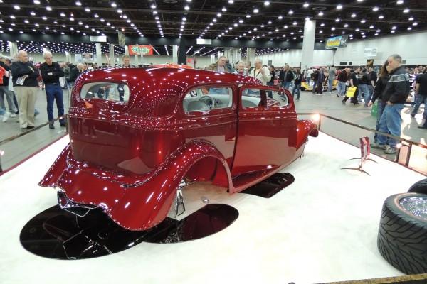 1934 Ford Tudor Sedan