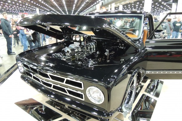 1972 Chevrolet Pickup Reaper