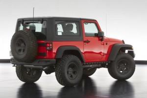 Jeep Wranger Slim