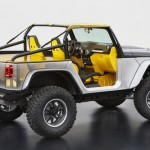 Jeep® and Mopar Reveal Six New Concept Vehicles