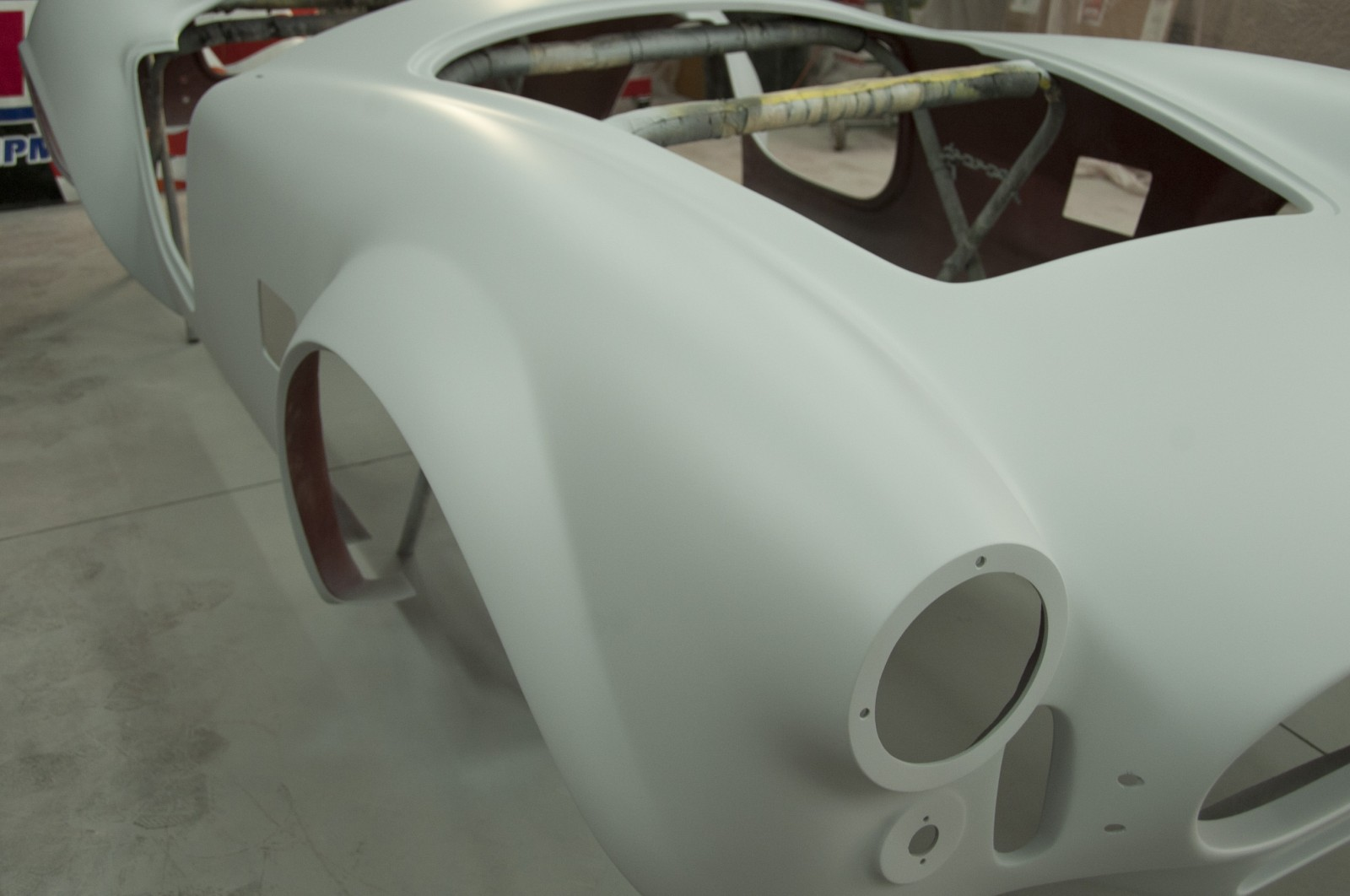 Factory Five/Summit Racing Mk4 Build (Part 4): Body Prep and