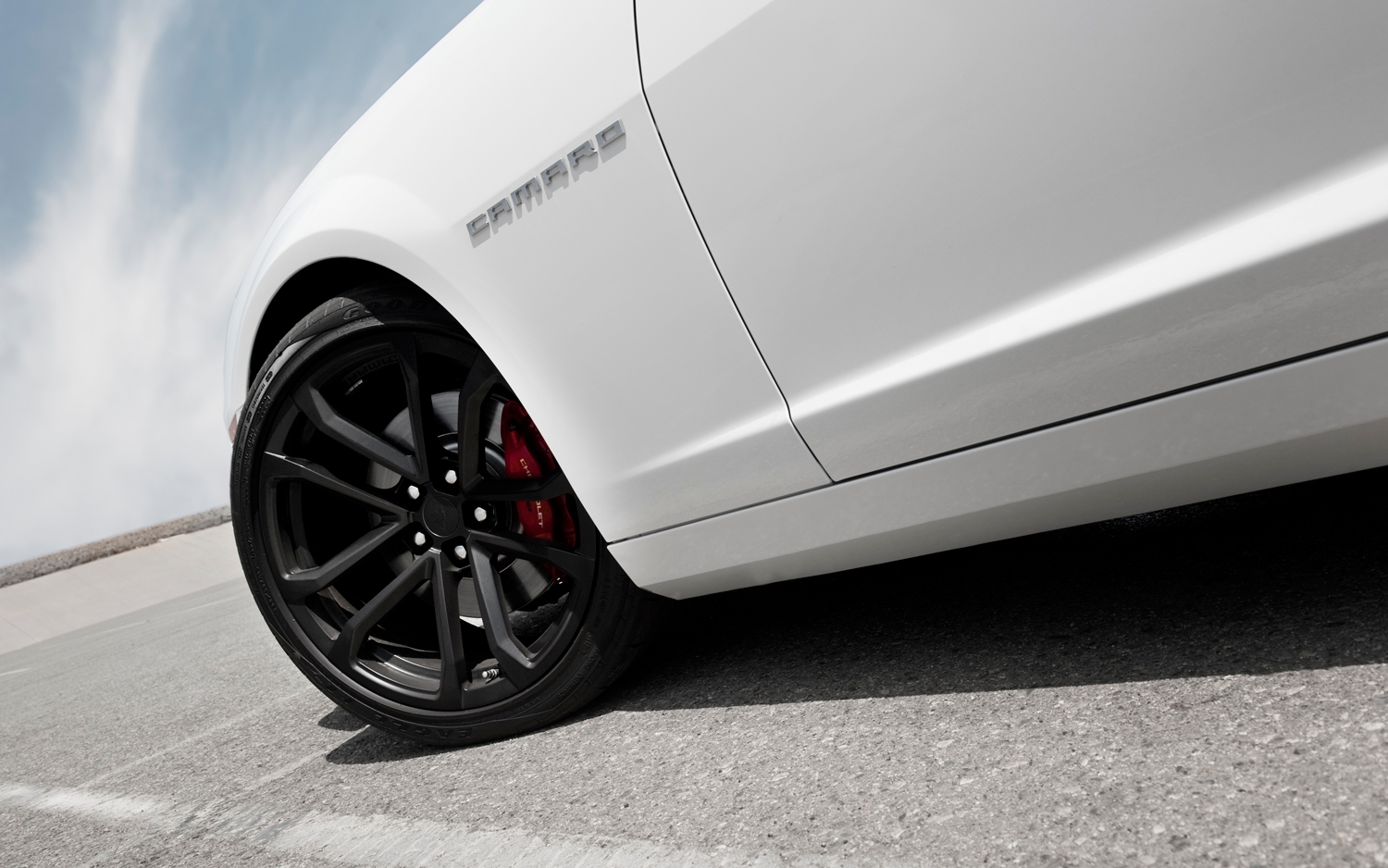 A Quick Guide To Wheel Tire Sizing For Late Model Camaros