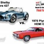 Muscle Car Match-Ups: The Final Four Unveiled!