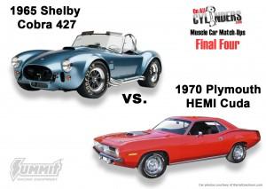 65-Shelby-Cobra-vs-70-Cuda