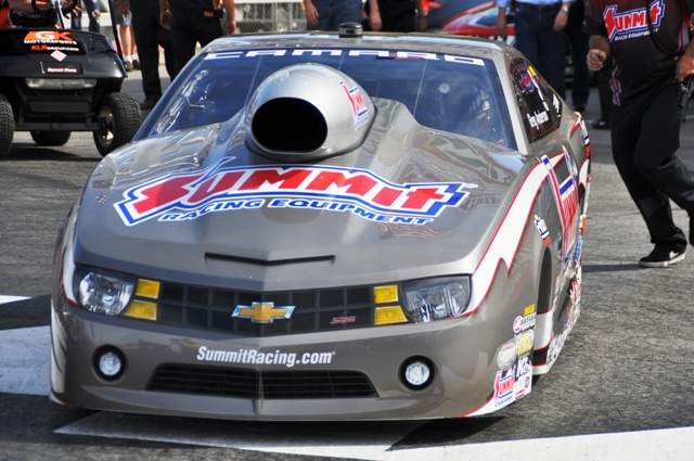 Anderson, Line Look for Continued Success at zMAX Dragway this Weekend
