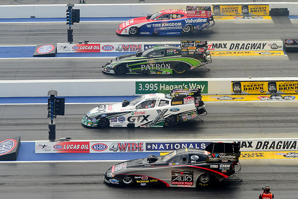 NHRA: Four Wide Nationals