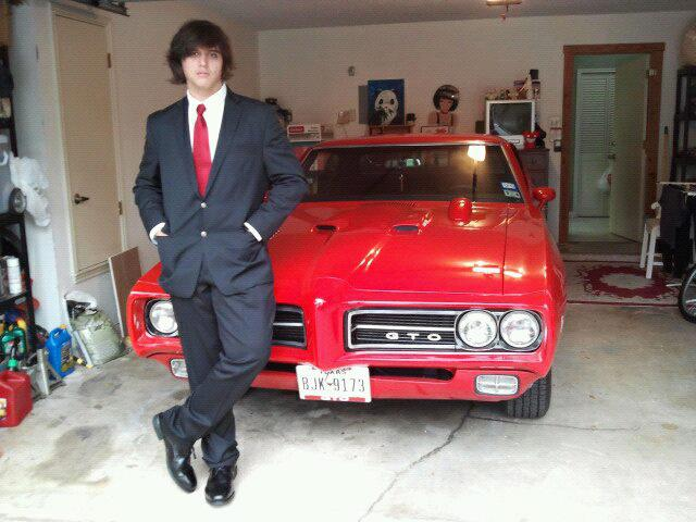Photo Album High School Prom And The Cars That Got Us