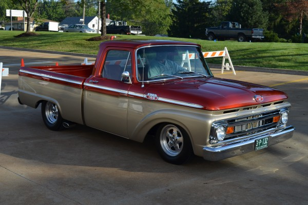 1964 Ford 100 pickup truck