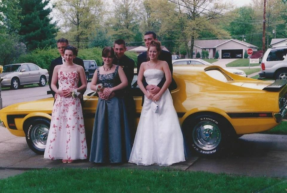 O Connor Chevrolet >> Photo Album: High School Prom—and the Cars That Got Us ...