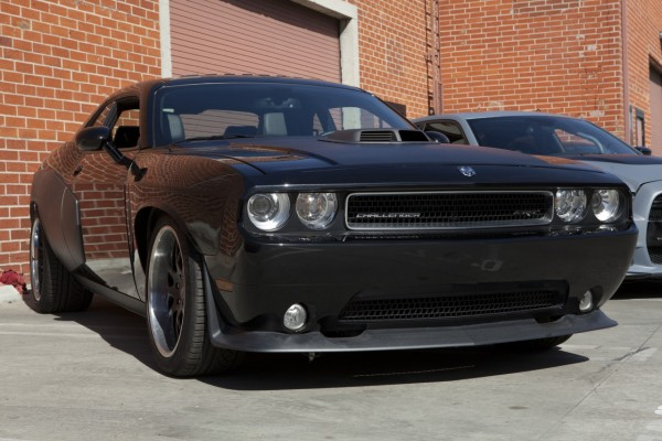 2011 Dodge Wide-Body Challenger