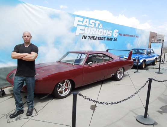 American Muscle Cars Fast And Furious 6