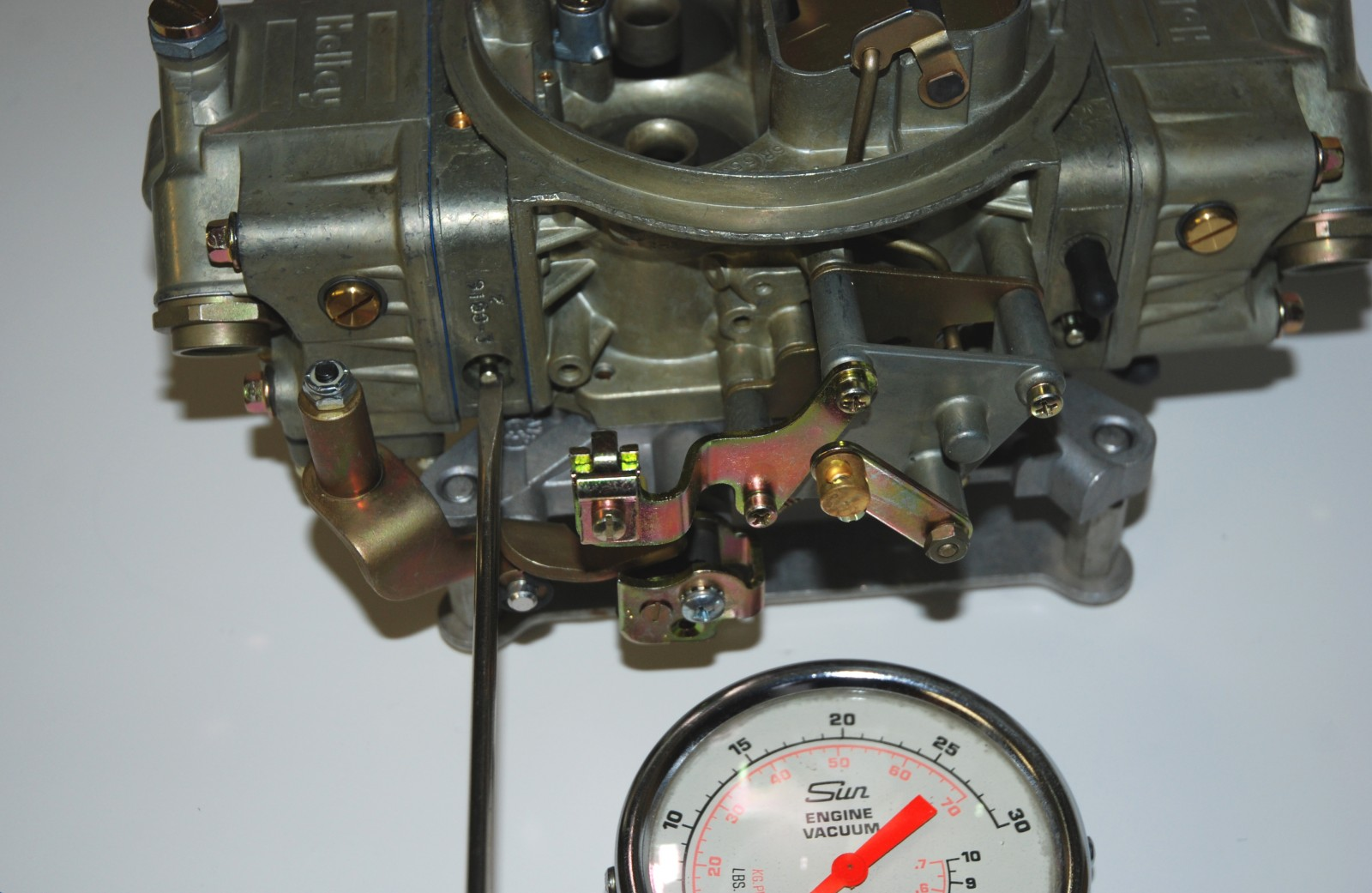 Quick tech how to properly set up the idle on holley carburetors quick tech how to properly set up the idle on holley carburetors onallcylinders pooptronica Image collections