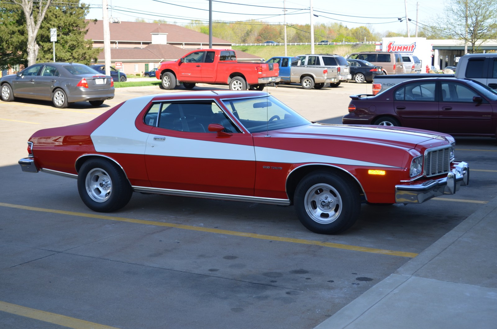Lot Shots 1976 Ford Gran Torino