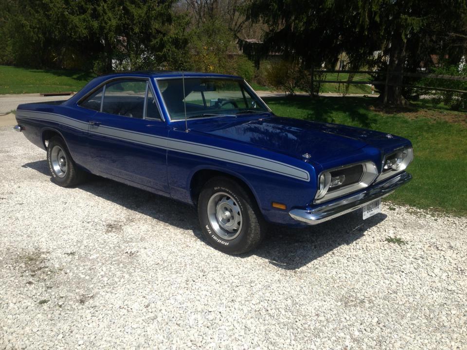 1969 Plymouth Cuda