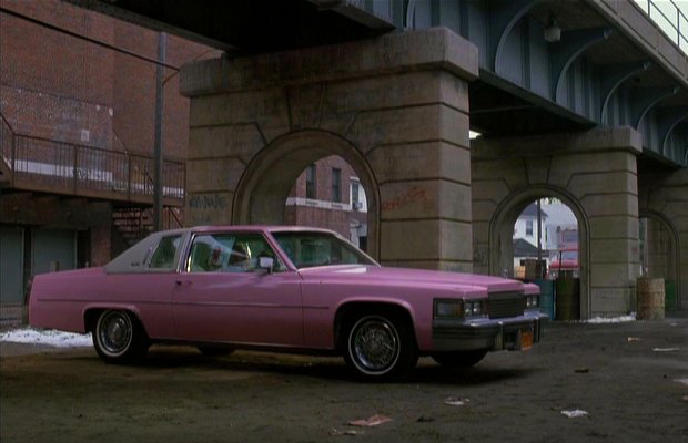 The Best Mob Movie Car...
