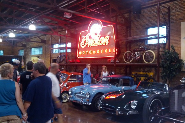 Power Tour Rewind (Part 2): Inside the Coker Tire Museum ...