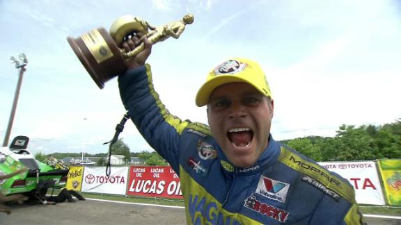 NHRA Wrap-Up: Langdon, Hagan, Edwards Win in Englishtown