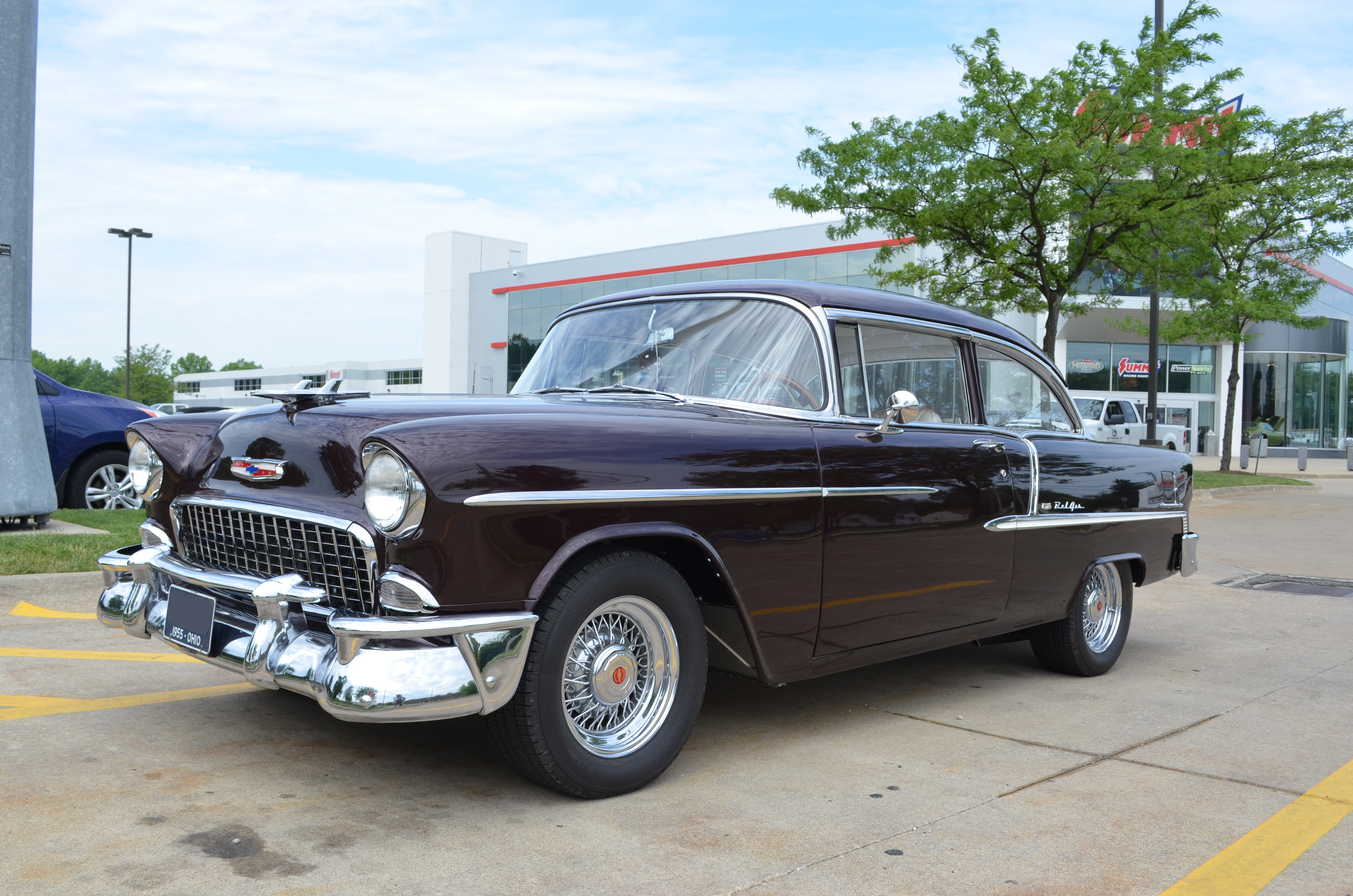Lot Shots Find Of The Week  1955 Chevrolet Bel Air