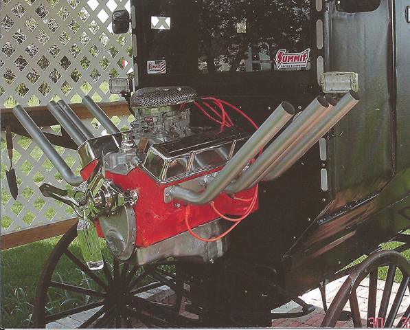Amish Engine Swap? Ye Got That Right! - OnAllCylinders