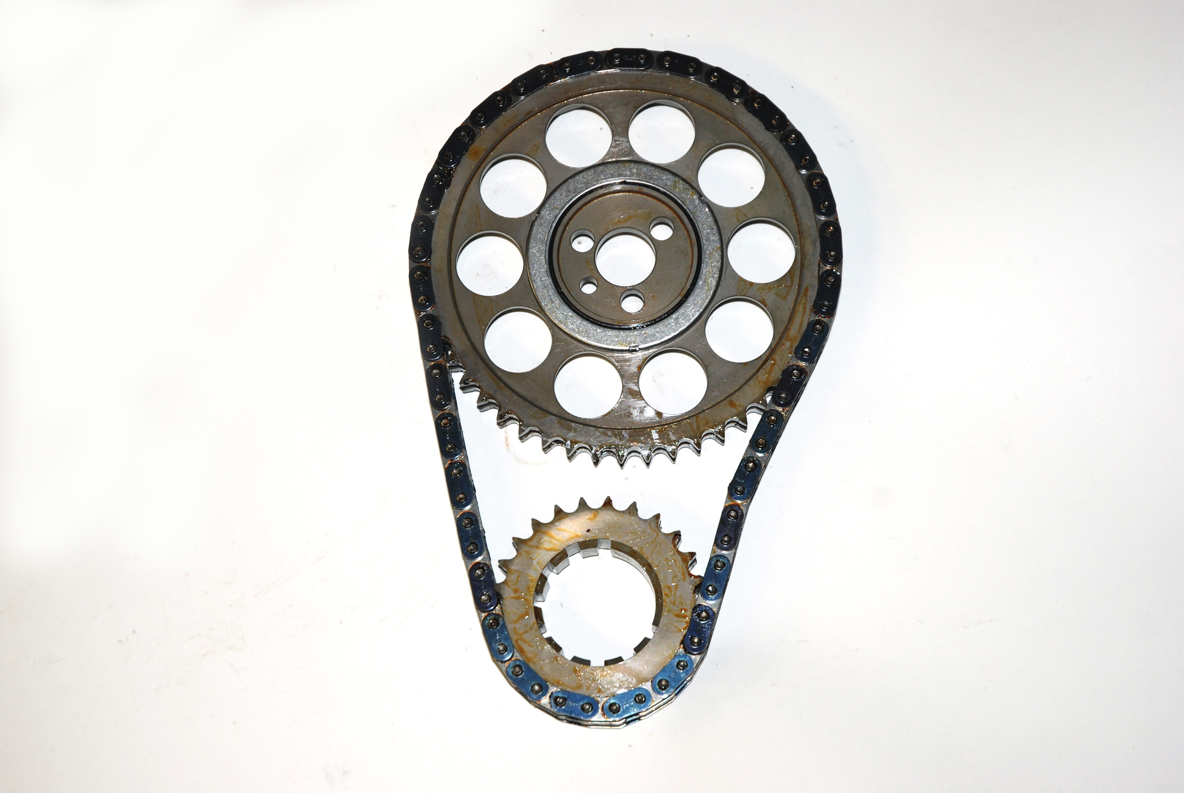 Timing Chain Tech: Standard vs  Roller Timing Chains