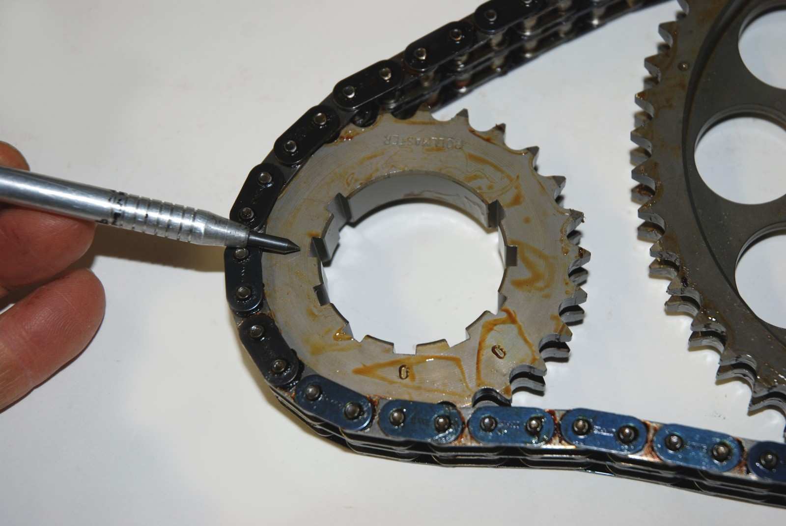 Timing Chain Tech Standard Vs Roller Chains A 460 Ford Engine Basic