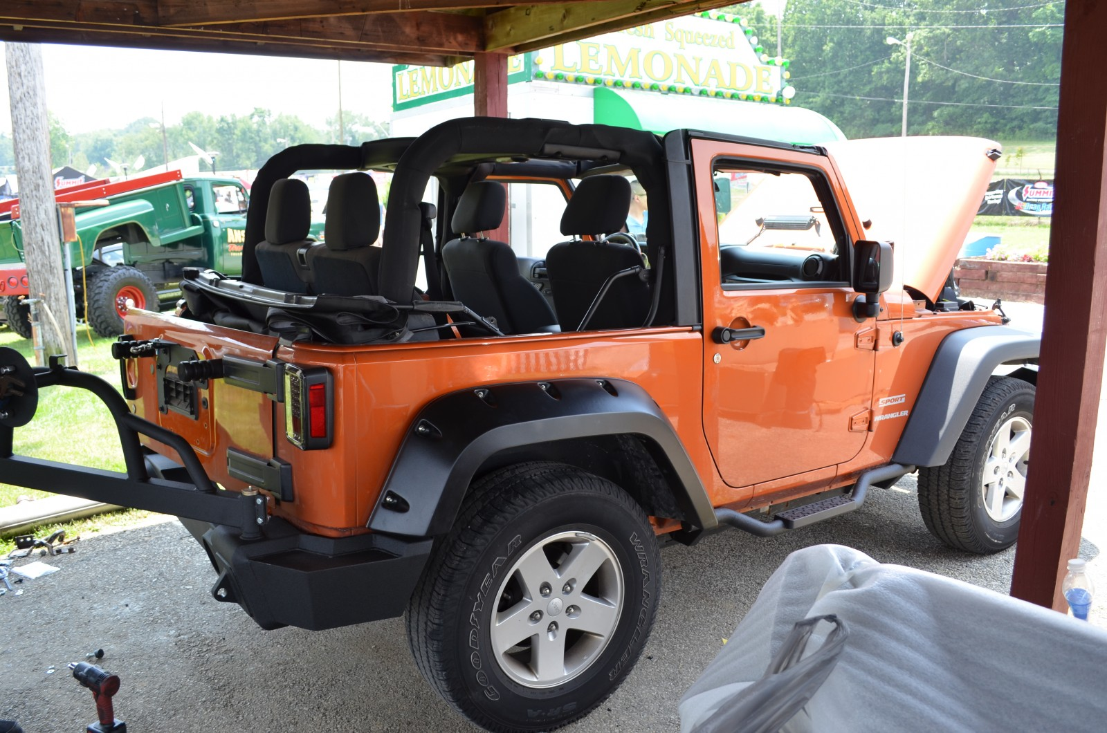 Jeep JK Upgrades