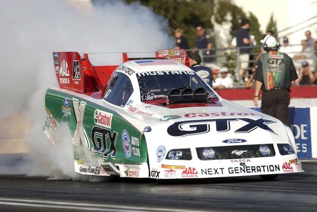 Photo courtesy of NASCAR NATION