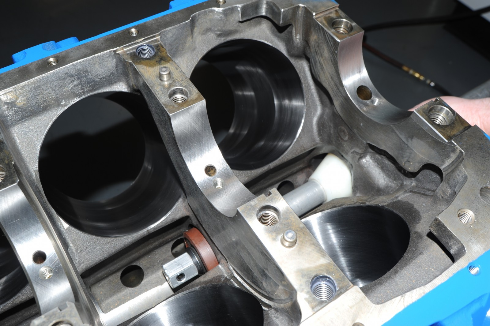 Big Ford Horsepower Part One Trick Flow Specialties