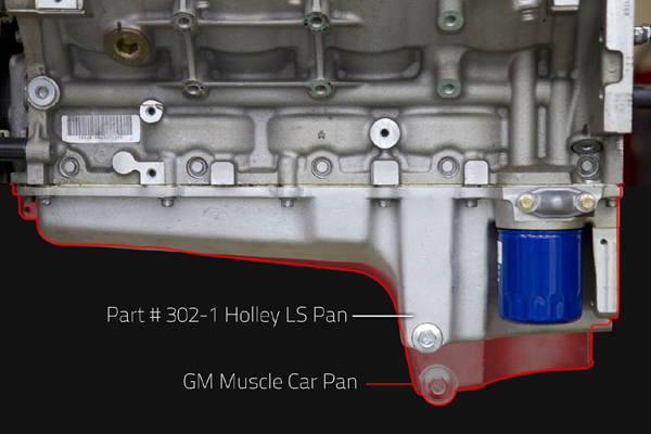 Simplifying Ls Swaps With Holley Retrofit Oil Pans
