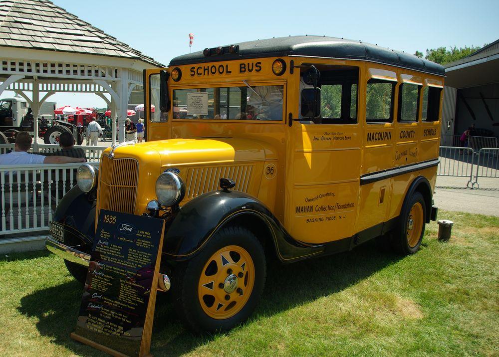 Video of the Week: Drag Racing School Bus Makes Us Nostalgic
