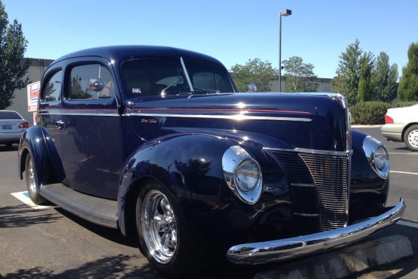 1940 Ford Summit Sparks Monday
